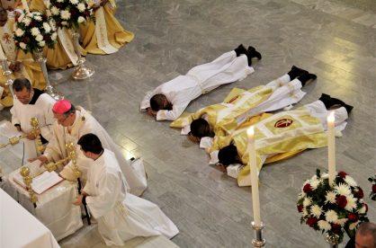 Nuevos presbíteros y diáconos para la Arquidiócesis