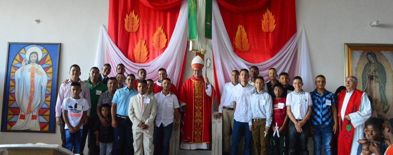 Visita Pastoral parroquia de Cristo Sacerdote