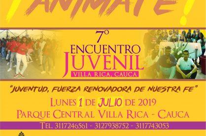 7o Encuentro Juvenil - en Villarica