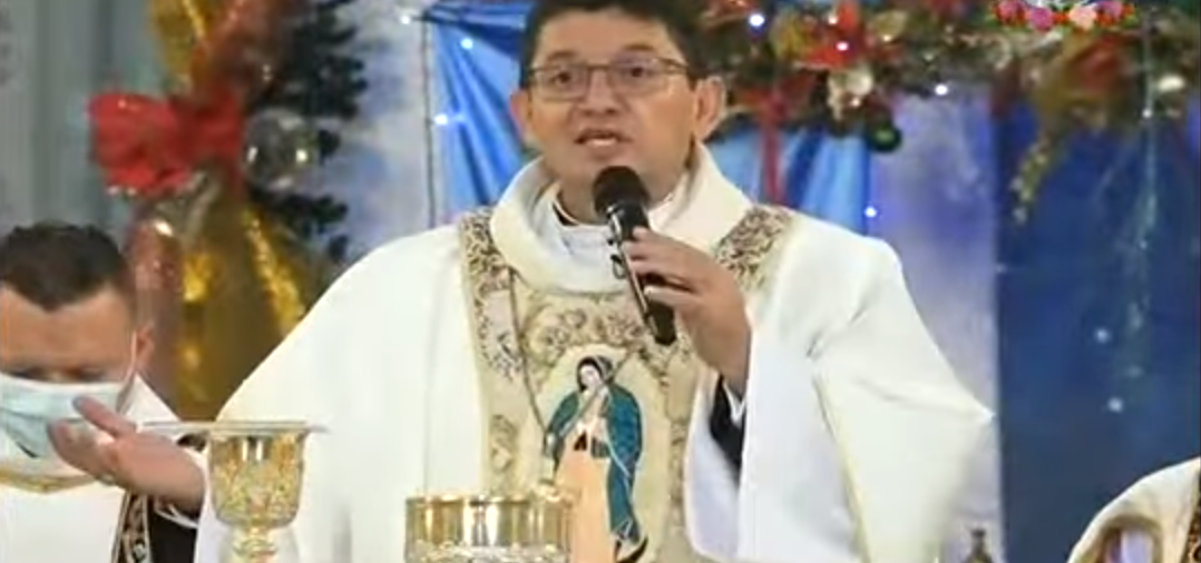Mensaje Monseñor Omar Alberto Sánchez -  Arzobispo de Popayán
