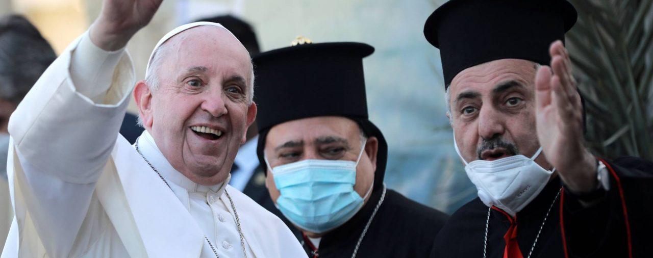Visita del Papa Francisco a Iraq