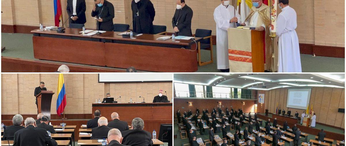 Obispos de Colombia realizan su 111ª Asamblea Plenaria